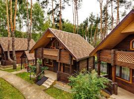 Вилла Вита Парк-Отель , отель в Киеве