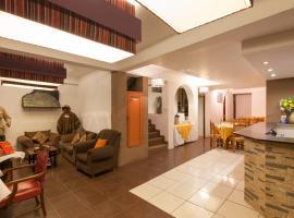 Hotel Inti Punku Alameda Inn, hotel en Machu Picchu