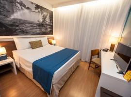 Lizz Hotel, hotel in Uberlândia