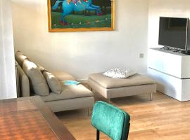 2 bedroom appartment centrum/Wijck fresh and new, apartment in Maastricht