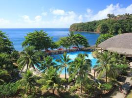 Tahiti Pearl Beach Resort, hotel in Papeete