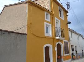 Cal Llorenç, casa de campo en Sant Pere Sacarrera