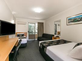 Flag Motor Lodge, hotel near Perth Airport - PER,