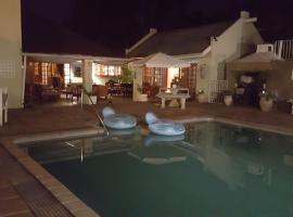 Apartment 7 On Oakleigh, hotel in Pietermaritzburg