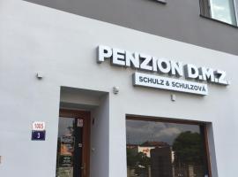 Penzion DMZ, guest house in Ostrava