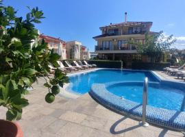 The Muses Hotel, hotel in Sozopol