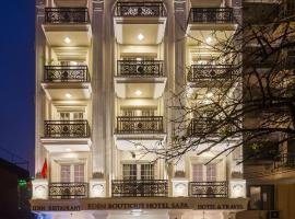 Eden Boutique Hotel & Spa, hotel in Sa Pa