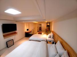 I.Y Hotel, hotel em Suwon
