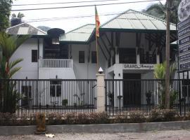 Grand Amaya, hotel v destinaci Kitulgala