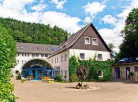Hotel garni Grundmühle, Hotel in Bad Schandau