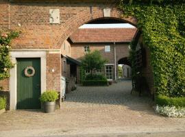 Recreatie Landgoed Terlingerhoeve, pet-friendly hotel in Noorbeek