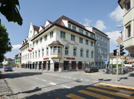 Hotel Terminus Brugg, Hotel in Brugg