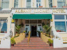 Albany Lions Hotel, hotel near Redoubt Fortress, Eastbourne