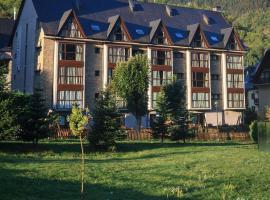 Aparthotel La Vall Blanca, hotel in Vielha