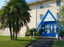 Hotel Atena, hôtel à Créon