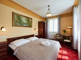 Hotel Stará Pekárna s privátním wellness, hotel in Liberec
