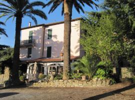 Hotel Ristorante Il Caminetto, hotel a Diano Marina