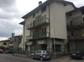 """Albergo Ristorante Taverna dalla """"Lisina"""", hotel in Sansepolcro"""