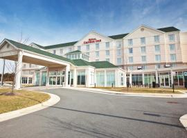 Hilton Garden Inn Dulles North, hotell nära Washington Dulles internationella flygplats - IAD, Ashburn