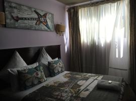 Tassili Lodge, hotel near O.R. Tambo International Airport - JNB,