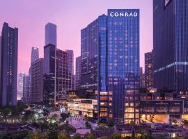 Conrad Guangzhou, hotel with pools in Guangzhou