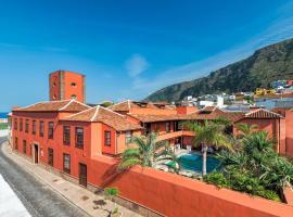 Hotel San Roque, hótel í Garachico