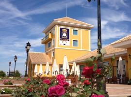 Hotel Golf Campoamor, hotel in Campoamor