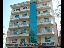 Hotel Albatross Resort, hotel in Cox's Bazar
