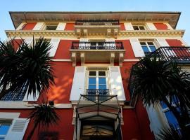 La Maison du Lierre, hôtel à Biarritz