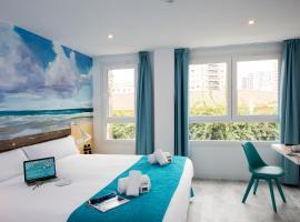 Casual del Mar Málaga, hotel a Málaga, Malaga Centro