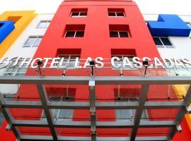 Hotel Las Cascadas, hotel in San Pedro Sula