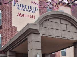 Fairfield Inn & Suites by Marriott Grand Junction Downtown/Historic Main Street, pet-friendly hotel in Grand Junction