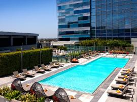 JW Marriott Los Angeles L.A. LIVE, hotel near Natural History Museum of Los Angeles County, Los Angeles