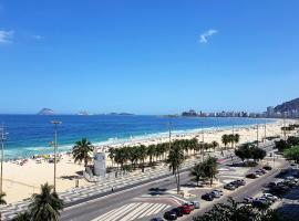 Copacabana Frente Mar 3 Quartos, 3 Banheiros, hotel near Sugarloaf Mountain, Rio de Janeiro
