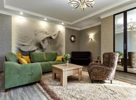 Apartment Кубанская Набережная 58, апартаменты/квартира в Краснодаре