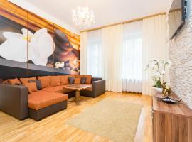 Orchid Apartment Old Town, hotelli Tallinnassa lähellä maamerkkiä Viru-ostoskeskus