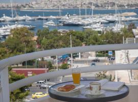 Nice Sea View Elegant Apartment, hotel near Flisvos Marina, Athens