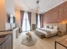 Secret Suites Brussels Royal, appartement à Bruxelles