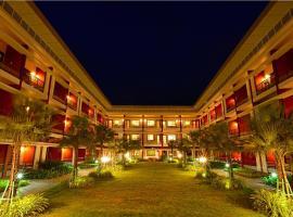 Bagan Star Hotel, hotel in Bagan