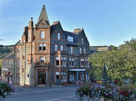The Townhouse Aberfeldy, bed & breakfast ad Aberfeldy