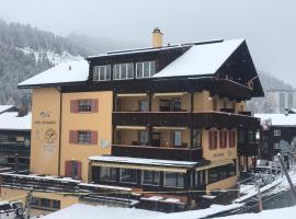 Hotel Hold, отель в Арозе