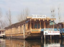 Geneva Group Of House Boats, boat in Srinagar