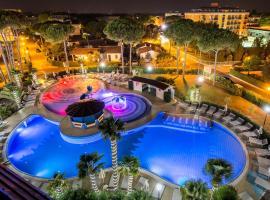 Mediterranee Family & Spa Hotel, hotel poblíž významného místa Baseleghe Marina, Bibione