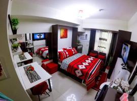 Ezeniel's place @ Horizons 101Condominium, apartment in Cebu City