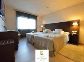 Hotel Spa Norat O Grove 3* Superior, hotel in O Grove