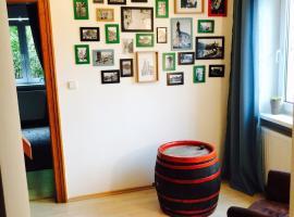 Historical Beer Apartment, hotel near Bratislava Main Station, Bratislava
