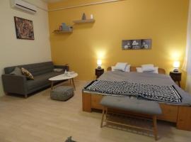 Yellow Apartment, apartman Debrecenben