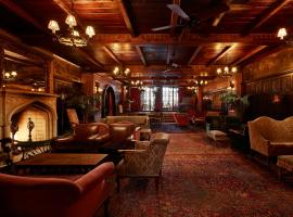 The Bowery Hotel, boutique hotel in New York