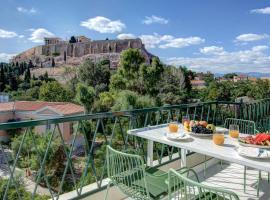 Frixos Acropolis Luxury Apartment, luxury hotel in Athens