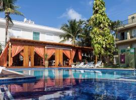 Hotel Vicino al Mare, hotel no Guarujá